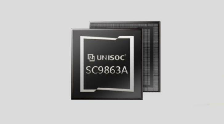 Unisoc SC9863A Mobile Processor
