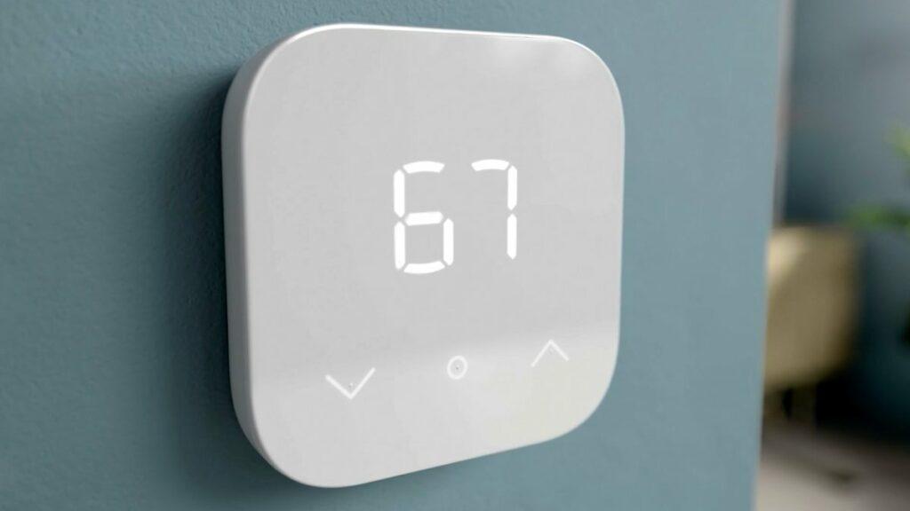 Amazon Thermostat