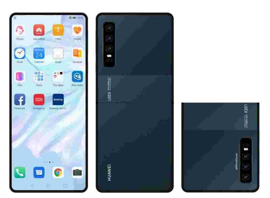 Huawei Flip Phone in development! Will it take over Samsung Galaxy Z Flip 3?