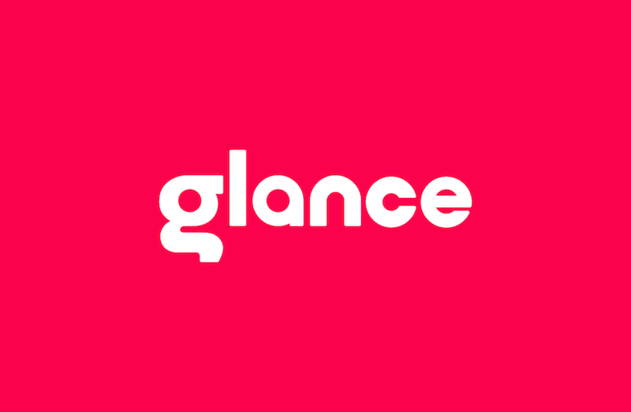 InMobi's Glance logo