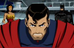 Animated Injustice Movie