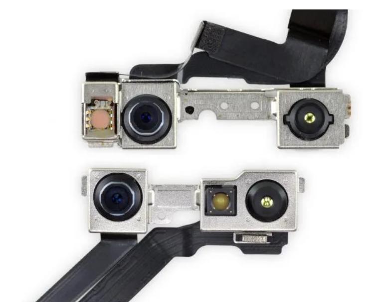 Apple iPhone 13 teardown shows how Apple shrinked Face ID notch size