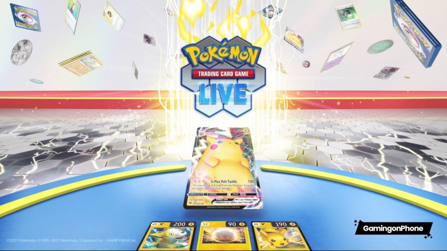 Pokemon Trading Card Game Live App