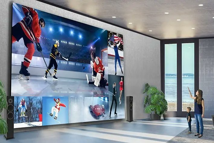 LG makes all-new 2,000 pound TV costing for $1.7 Million