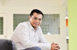 Sachin Bansal, founder of Flipkart.com