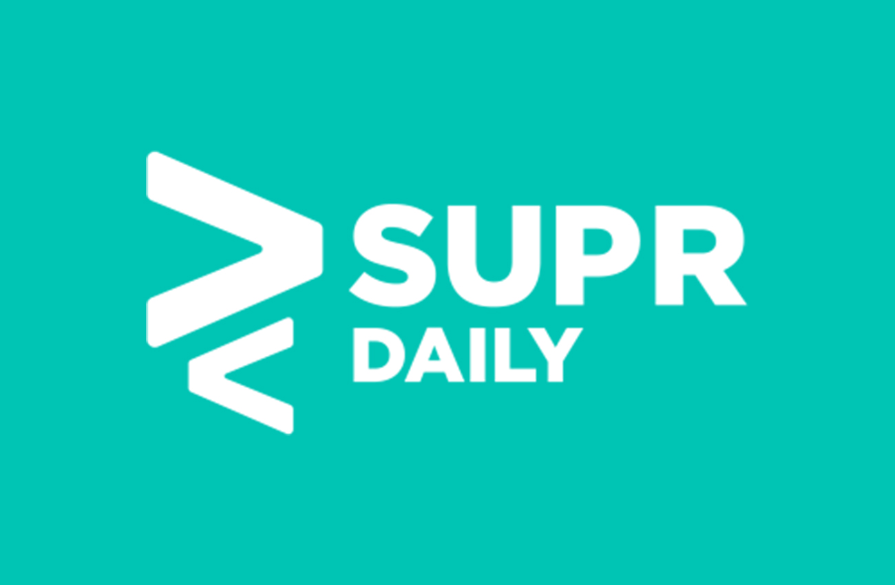 Supr Daily Logo
