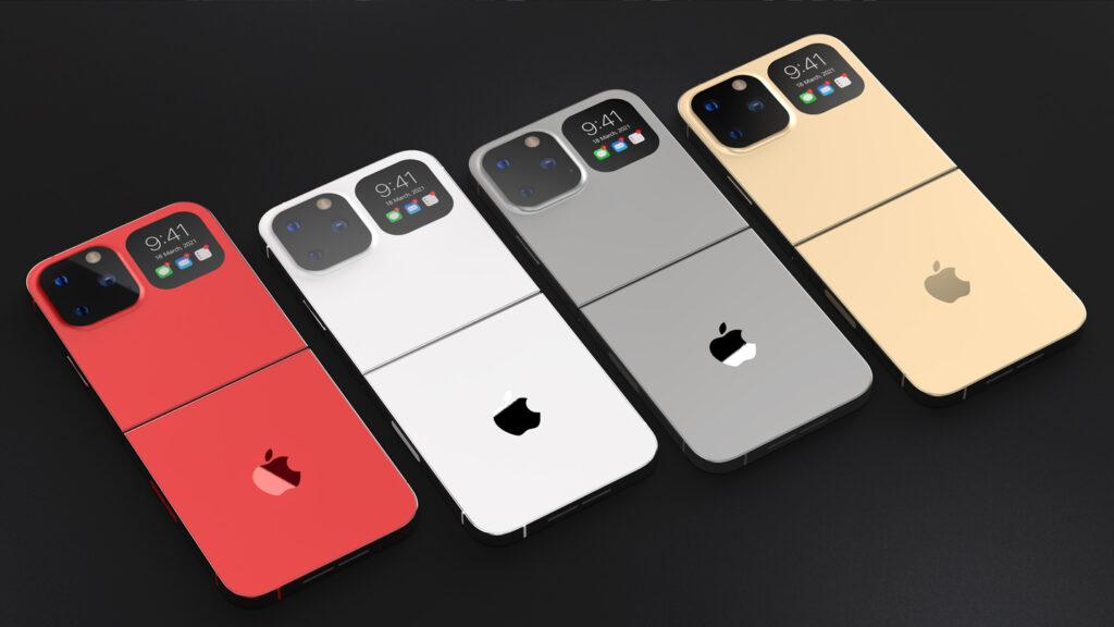 Apple iPhone Flip concept