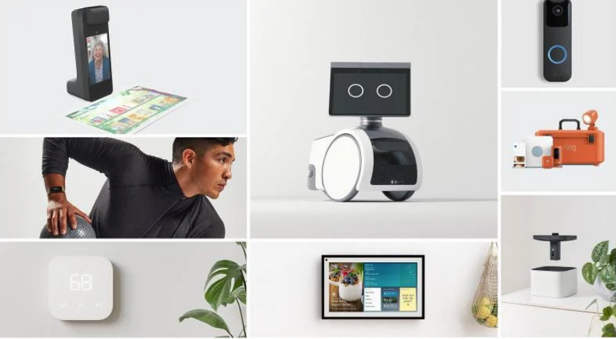 Amazon reveals Echo Show 15, Astro Robot, Echo Glow, Smart Thermostat and more