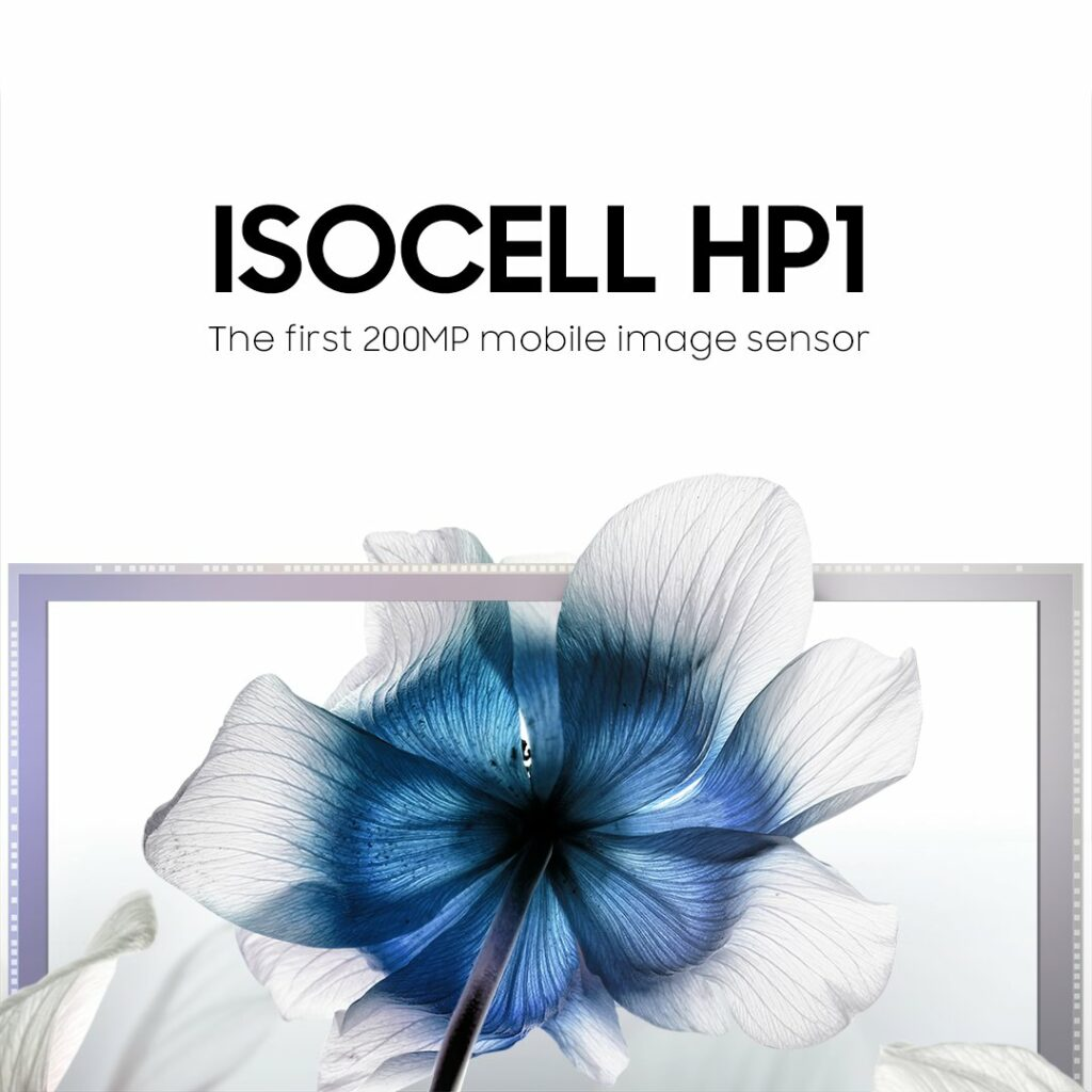 Samsung ISOCELL HP1 200MP – Specifications and Features