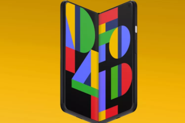 Google Pixel Fold launch tipped for Q4 of 2021 and speculated to feature LTPO OLED display