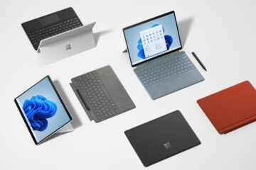 Microsoft launches Surface Pro 8 featuring 120Hz Display, 11th-Gen Intel Core CPUs and more