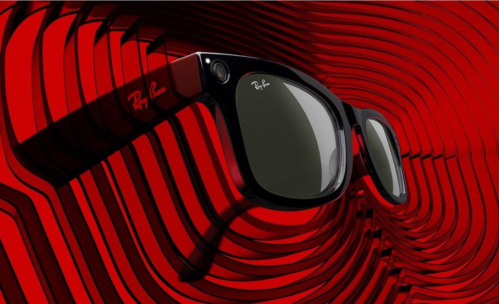 Facebook launches Ray Ban Stories Smart Sunglasses featuring Dual Camera