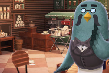 Animal Crossing: New Horizons Brewster expansion