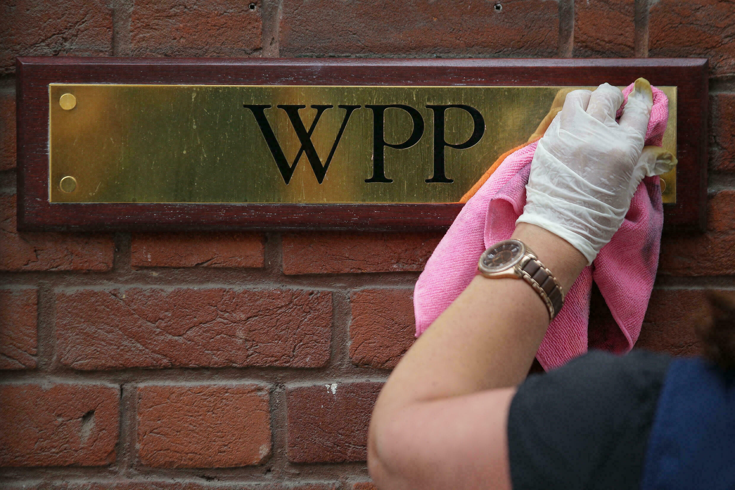 WPP Corruption charges