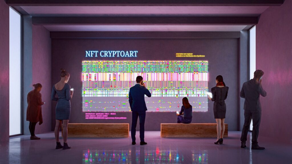 NFTs will change the world
