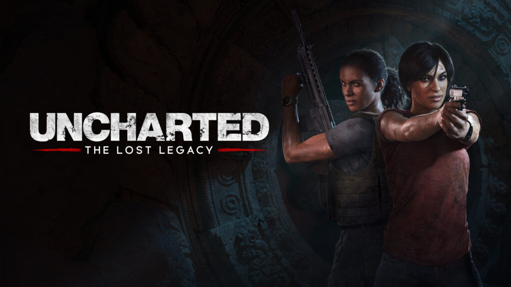 Uncharted 4 and The Lost Legacy