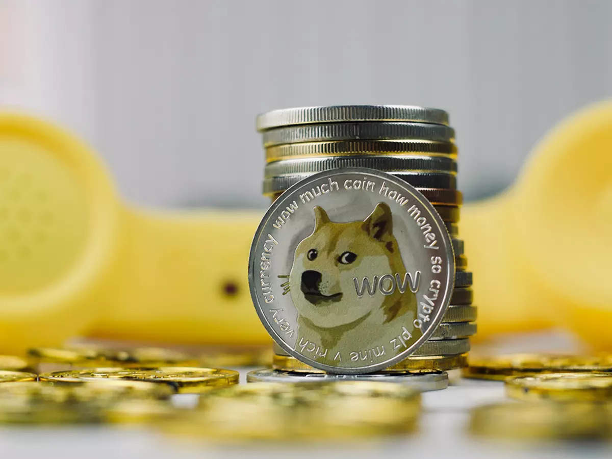 Dogecoin jumped 13% in a day