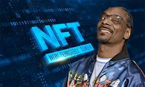 Snoop Dogg just claimed to be a prominent NFT booster