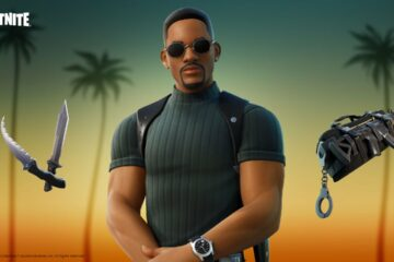 Will Smith Is In Fortnite