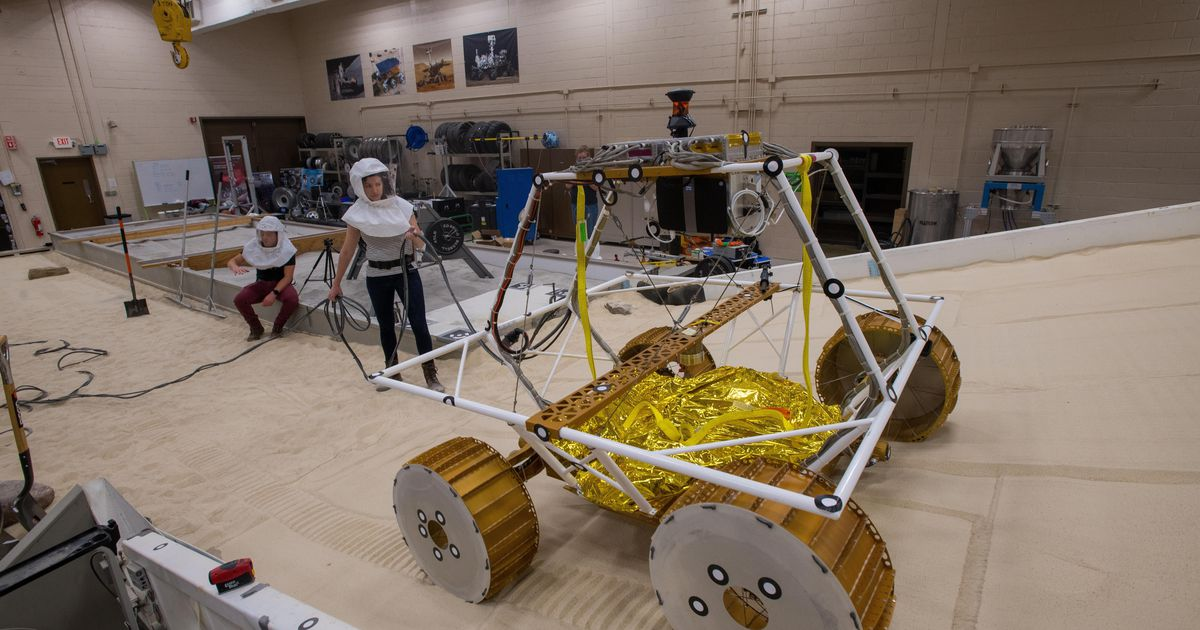 NASA LUNAR Mission