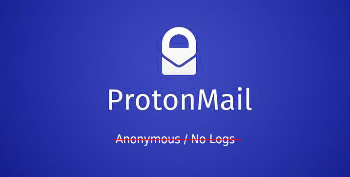 ProtonMail in problem after sharing authorities an activist's IP address