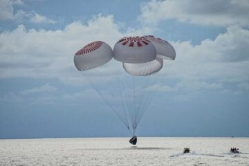 Inspiration4 crew has safely returned home