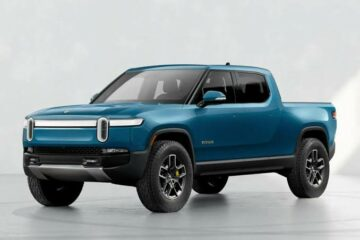 Rivian first production