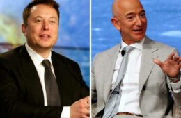 """UN chief asks Musk, Bezos to stop """"joyride to space"""""""