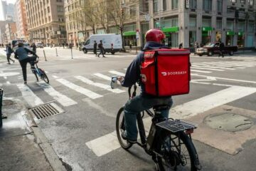 NYC to pass new laws surrounding food delivery apps