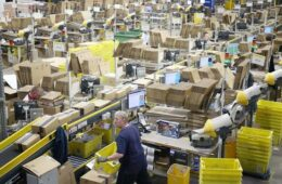 California law Amazon warehouse