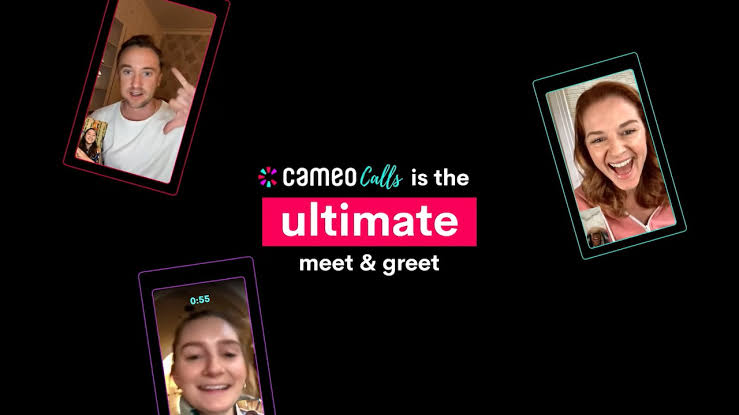 Cameo launches Cameo Calls, where fans can video call celebs
