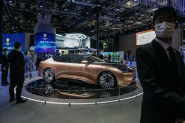 China Evergrande's EV unit not sure if it will be able to pay debt