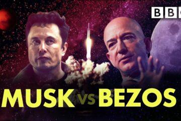Musk v/s Bezos