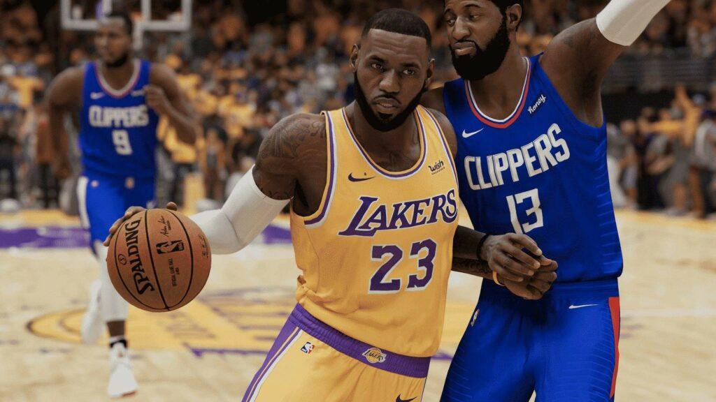 NBA 2K22 Gameplay Trailer Revealed