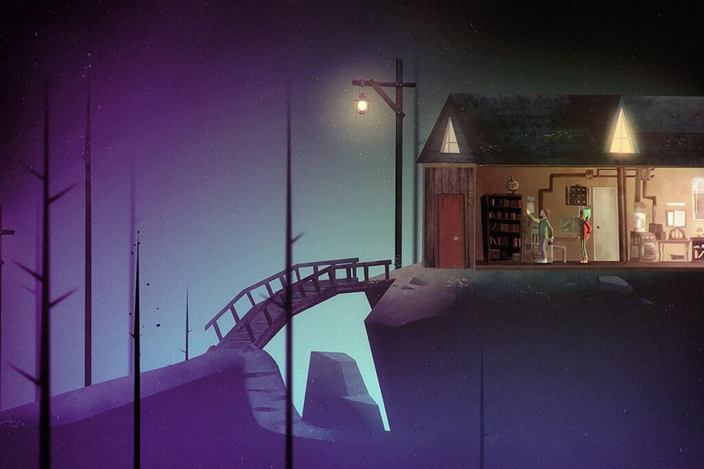 Netflix has acquired Oxenfree Developer Night School Studio