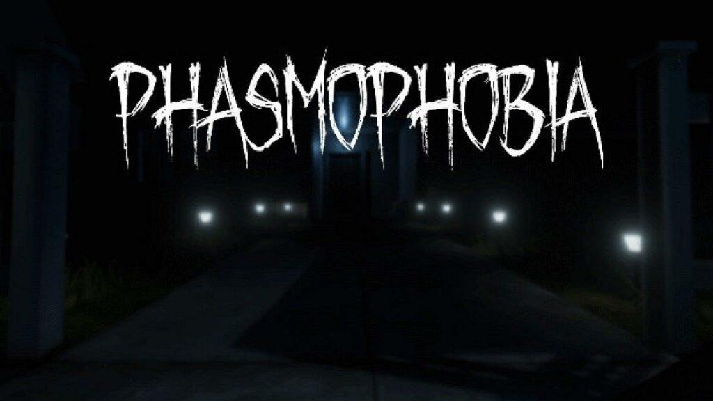 Phasmophobia's Anniversary Update