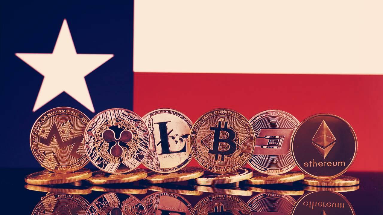 Texas now recognizes cryptocurrencies