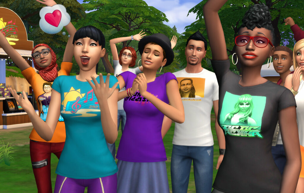 EA Confirms The Sims 4 Spa Day Free Update