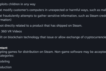 Valve banned all games With NFT's or Cryptocurrency on Steam