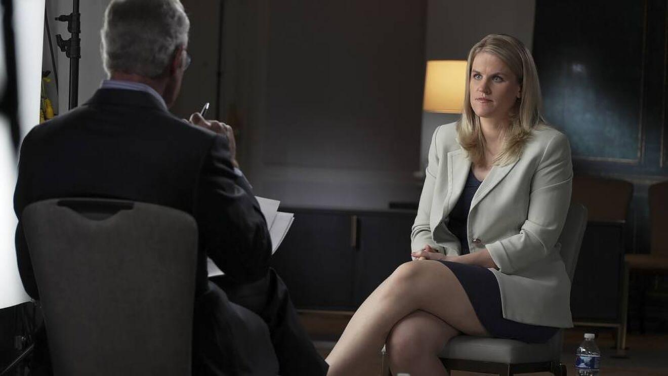 Frances Haugen testimony