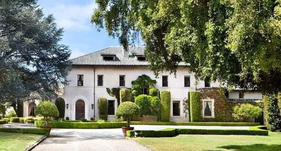 Elon Musk California home