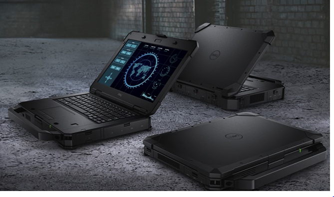 Dell new Rugged series