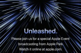 Apple Unleased October 2021 Event