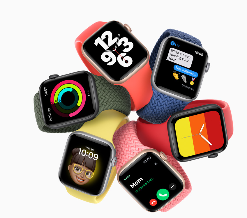 Apple Watch SE at Rs. 19,990