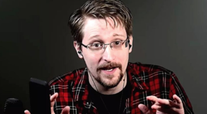"""CBDCs are a """"perversion of cryptocurrency,"""" according to Edward Snowden."""