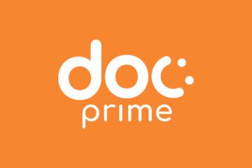 Docprime logo