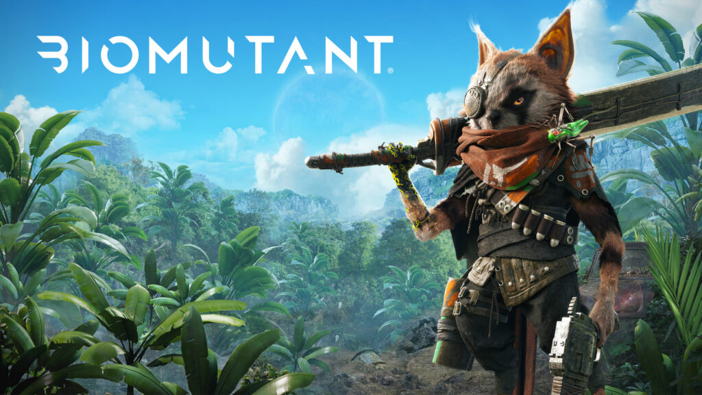 Biomutant Joins Playstation Game Trials