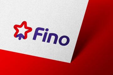 Fino PayTech Logo Mockup