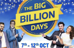 Top best deals you can grab for this Flipkart Big Billion Sale 2021