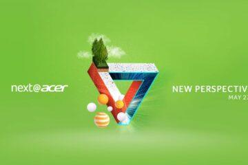 Acer Global Press Conference 2021